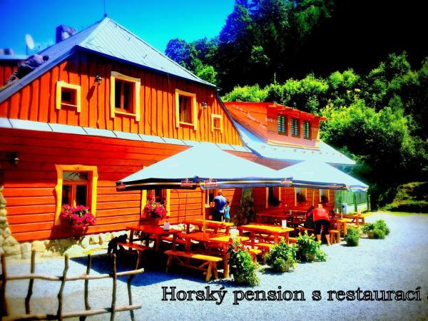 Hotel Pictures: pension U Jiřího, Ludvíkov