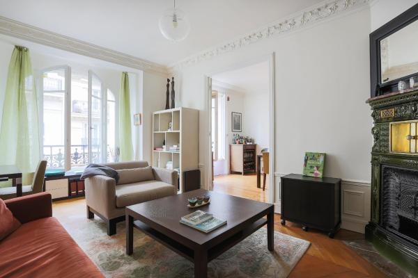 Two-Bedroom Apartment - Rue Rosa Bonheur