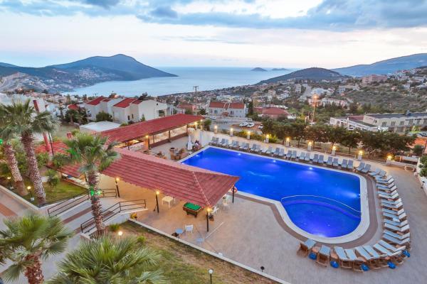 Fotografie hotelů: Samira Resort Hotel & Aparts & Villas, Kalkan