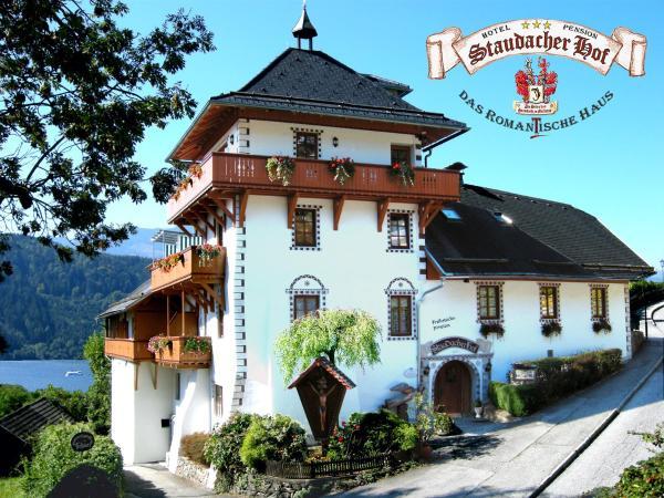 Hotelbilleder: Staudacher Hof-Das Romantische Haus, Millstatt
