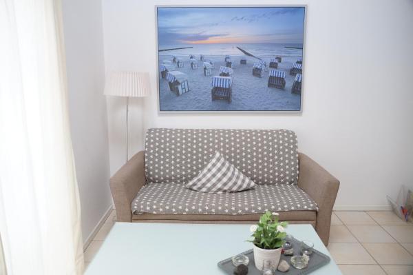Hotel Pictures: Doppelhaushälfte Strandgut, Sierksdorf