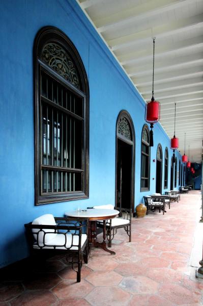 Hotellbilder: Cheong Fatt Tze - The Blue Mansion, George Town