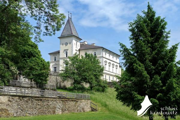 Фотографии отеля: Bildungshaus Schloss Krastowitz, Клагенфурте