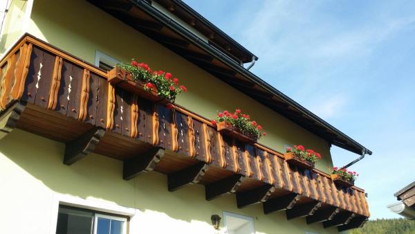 酒店图片: Haus Adler, 格洛博明