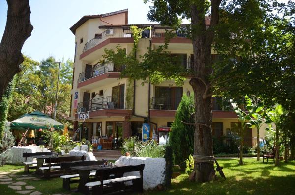 Hotellikuvia: Hotel Tegel, Lozenets