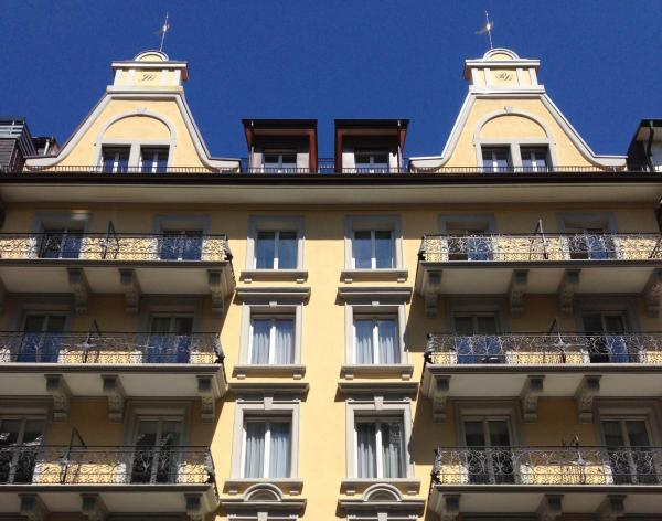 Hotel Pictures: Hotel Alpina Luzern, Luzern