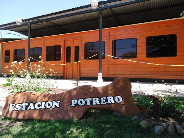 Zdjęcia hotelu: Cabañas Estacion Potrero, Potrero de los Funes