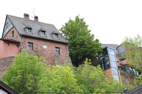 Hotel Pictures: Ferienwohnung Burgsicht, Heimbach
