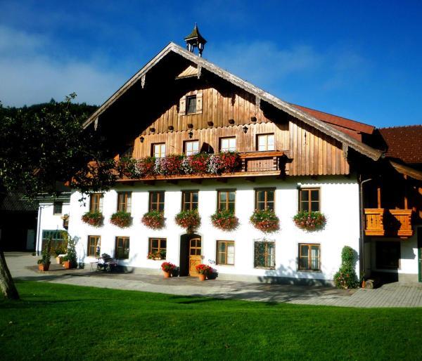 Hotelbilleder: Schmiedbauernhof, Fuschl am See