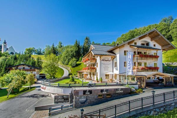 酒店图片: ALMHOF Alpin Apartments & Spa, Dienten am Hochkönig