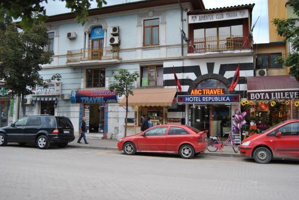 Hotellbilder: Hotel Republika, Tirana