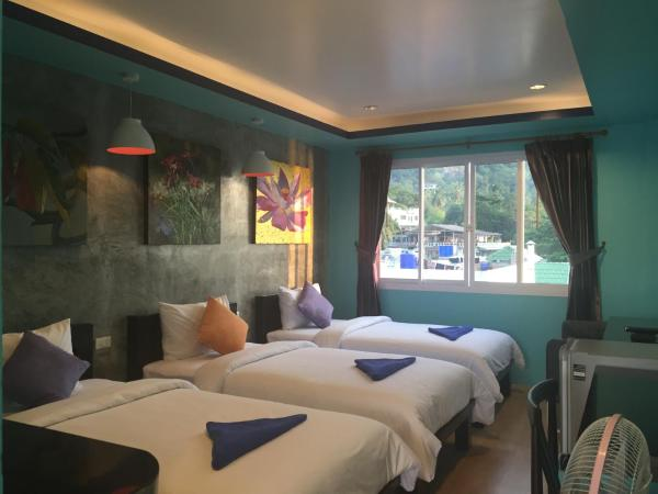 Comfort Triple Room with Shower