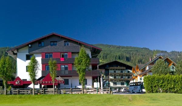 Zdjęcia hotelu: Jugendsporthotel Bachlehen und Johanneshof, Radstadt