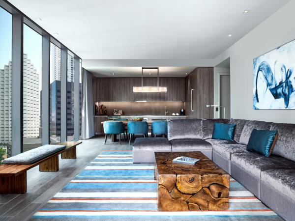 Three Bedroom Residence Suite