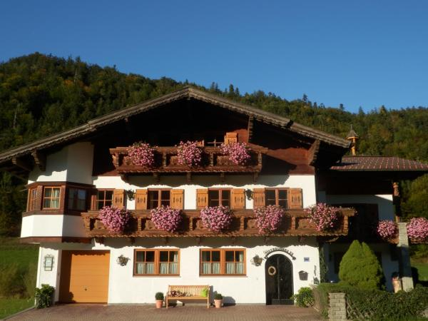 ホテル写真: Haus Elfi, Faistenau