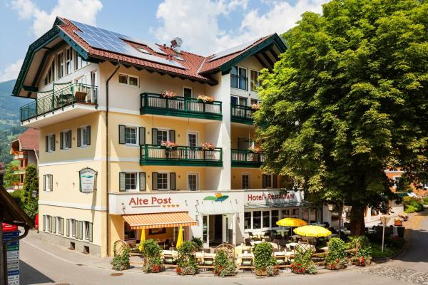 Hotellikuvia: Hotel Alte Post, Feld am See
