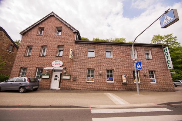 Hotelbilleder: Hotel Burghof, Stolberg