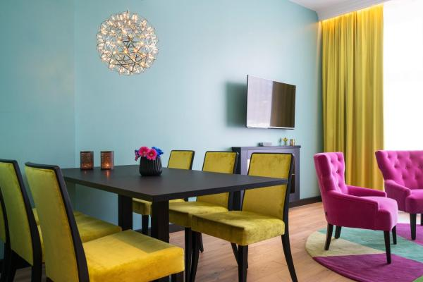 Junior Suite with Evening Meal