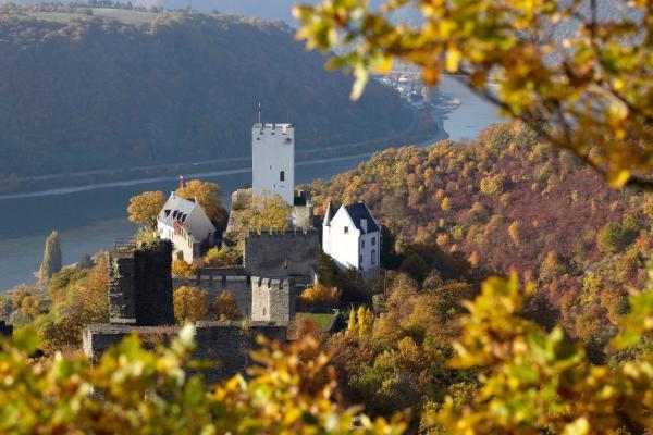 Hotel Pictures: Burg Sterrenberg, Kamp-Bornhofen