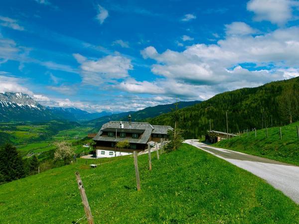 酒店图片: Sonnenalm Mountain Lodge, 格洛博明