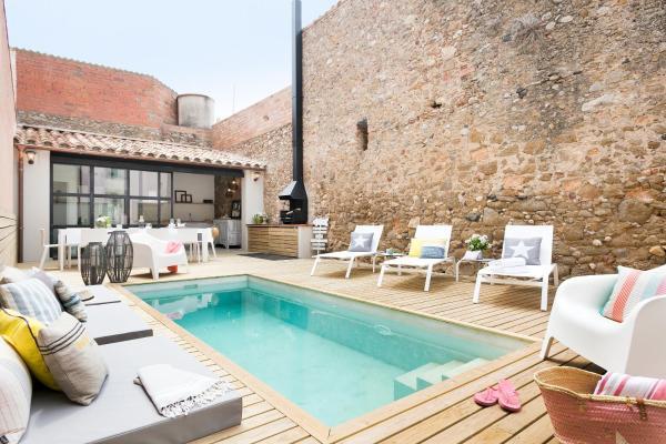 Hotel Pictures: Home Deco Marenya House Costa Brava, La Tallada