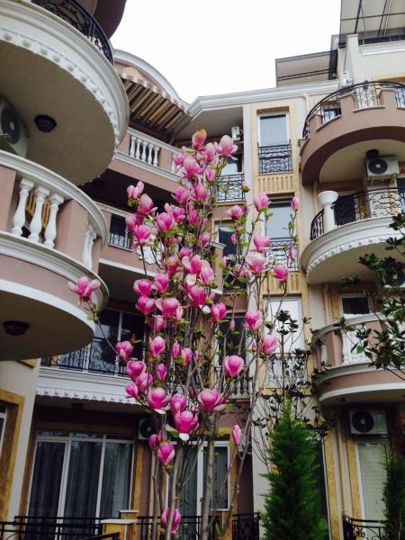 Hotelbilleder: Mellia Residence, Ravda