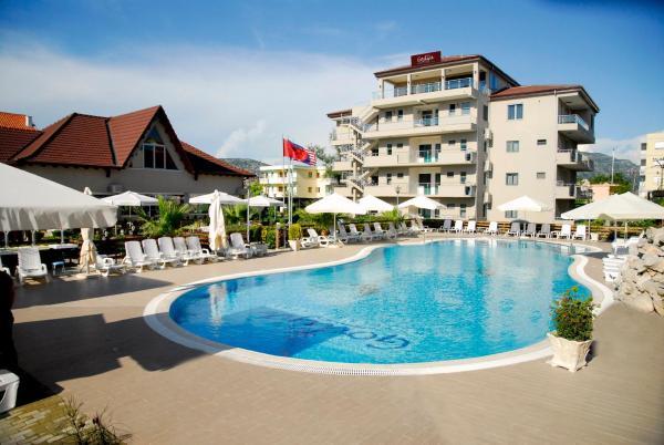 Hotelbilleder: Godija Hotel & Suites, Velipojë