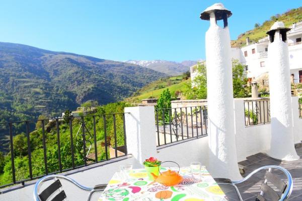 Hotel Pictures: Apartamentos Vista Veleta, Capileira