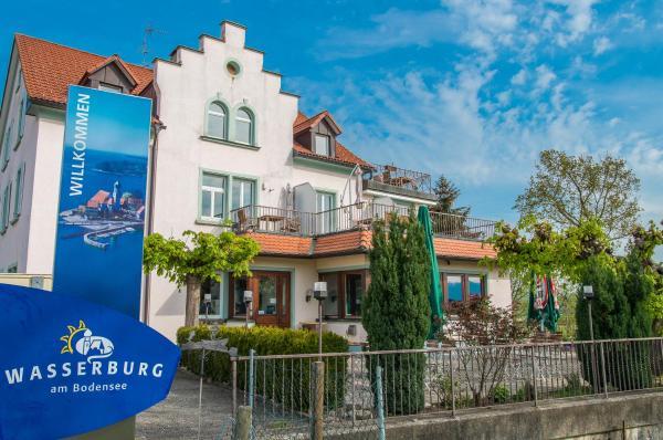 Hotelbilleder: See-Hostel Wasserburg am Bodensee, Wasserburg