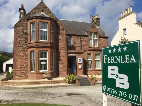 Hotel Pictures: Fernlea Guest House, Stranraer