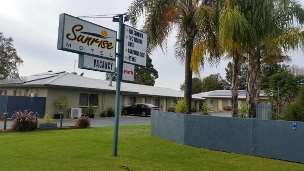 Fotos do Hotel: Sunrise Motel, Barooga