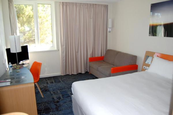 Standard Double Suite with Sofa