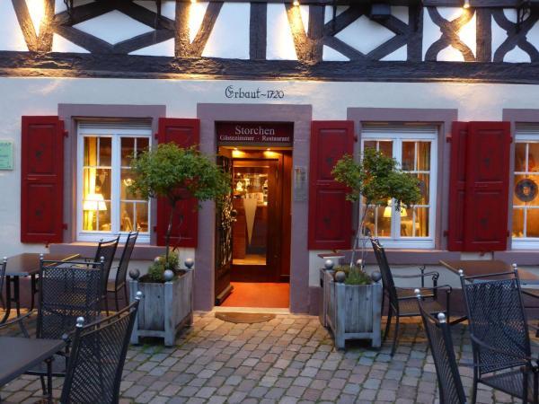 Hotel Pictures: Gasthaus Storchen, Haslach im Kinzigtal