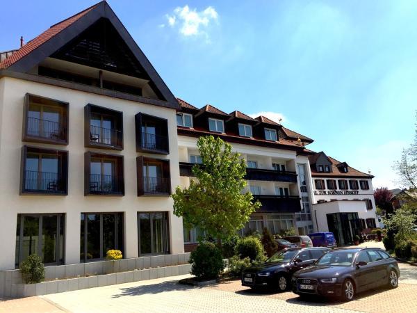 Hotelbilleder: Hotel Zur Schönen Aussicht, Marktheidenfeld