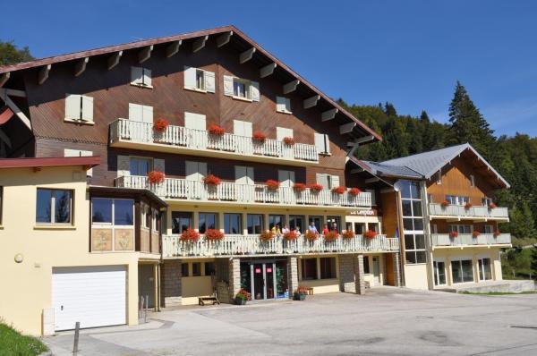 Hotel Pictures: Village Vacances Le Grépillon, Les Rousses
