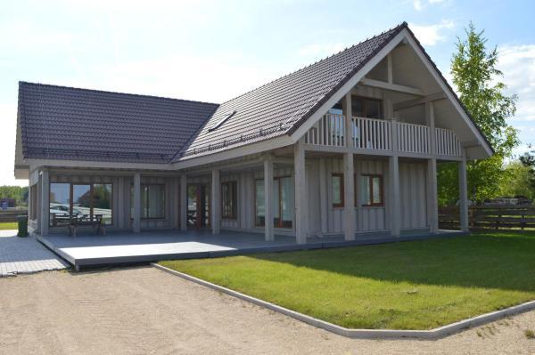 Hotel Pictures: Nisura Puhkemaja, Omedu