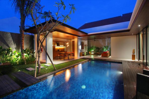 Experience Package at Two-Bedroom Villa with Private Pool