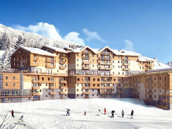 Hotel Pictures: Résidence Club MMV Le Coeur des Loges, Les Menuires