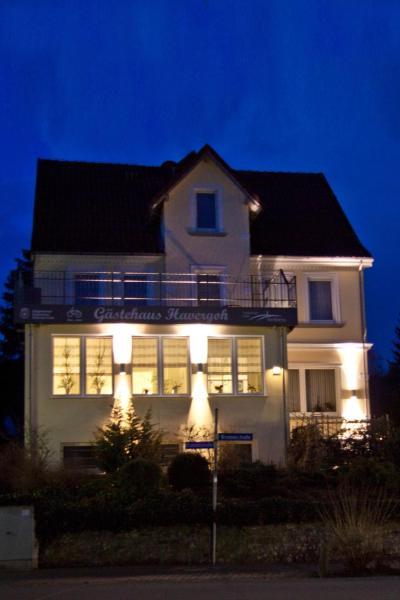 Hotelbilleder: Gästehaus Havergoh, Horn-Bad Meinberg