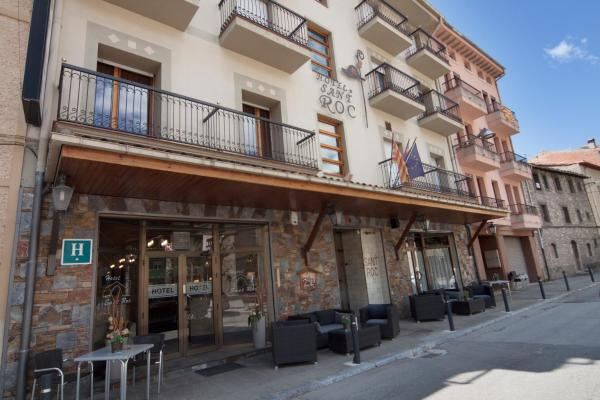Hotel Pictures: Hotel Sant Roc, Camprodon