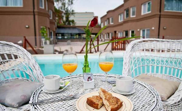 ホテル写真: Pro Hotel, Pilar