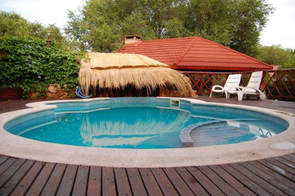 Fotografie hotelů: Departamentos Paseo Natural, Mina Clavero