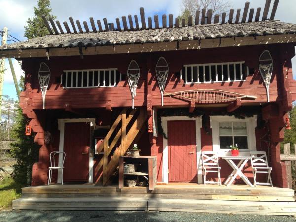 Hotel Pictures: Iisakki Village, Rukatunturi