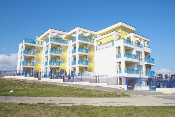 Hotelbilleder: Yellow and White Apartments, Lozenets