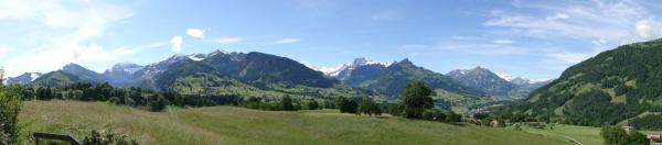 Hotel Pictures: Hotel Chalet Bergblick, Aeschi