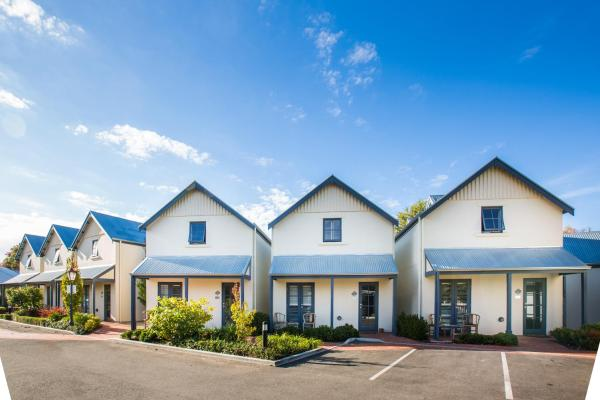Фотографии отеля: The Haus Studio Apartments, Hahndorf