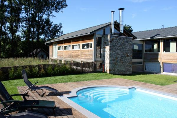 Hotel Pictures: Holiday home Les Pierres du Lac, Robertville