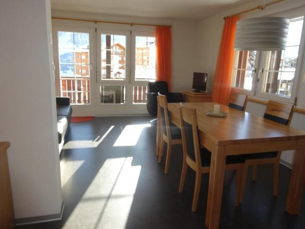Hotel Pictures: Edelweiss Nr. 12/24, Riederalp