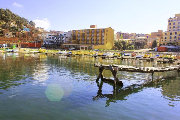 Hotel Pictures: Hotel Estelar del Lago Titicaca, Copacabana