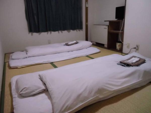 Japanese-Style Twin Room with Private Toilet